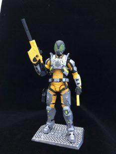 Valaverse Action Force Swarm Infantry Trooper - Surveillance Port 01 (4)
