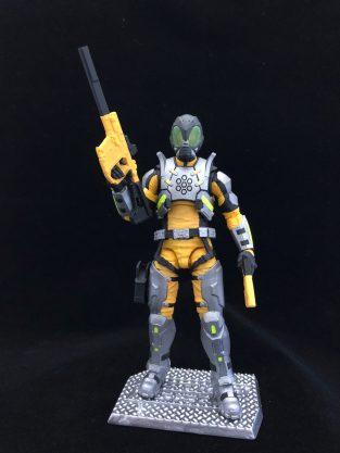 Valaverse Action Force Swarm Infantry Trooper - Surveillance Port 01 (5)