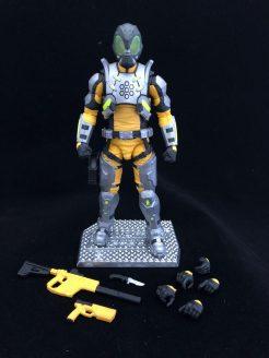 Valaverse Action Force Swarm Infantry Trooper - Surveillance Port 01 (6)
