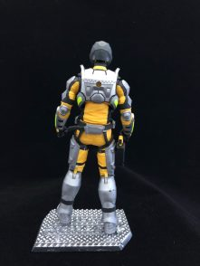 Valaverse Action Force Swarm Infantry Trooper - Surveillance Port 01 (9)