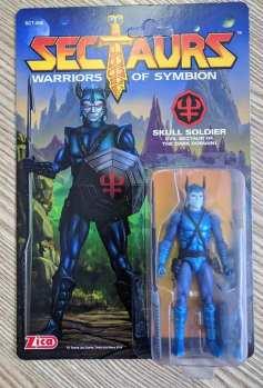 Zica Toys Sectaurs Skull Soldier 01 - Surveillance Port
