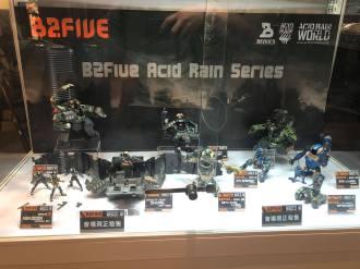 B2FIVE Acid Rain World Hong Kong Ultra Festival - Surveillance Port 04
