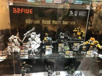 B2FIVE Acid Rain World Hong Kong Ultra Festival - Surveillance Port 05