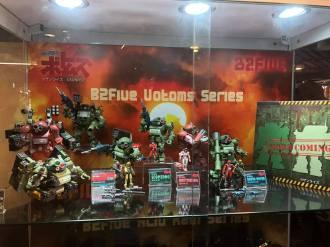 B2FIVE Acid Rain World Hong Kong Ultra Festival - Surveillance Port 06