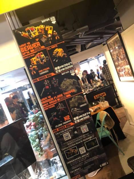 B2FIVE Acid Rain World Hong Kong Ultra Festival - Surveillance Port 22
