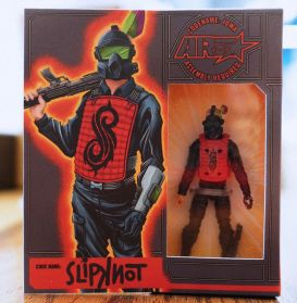 Code Name Iowa Assembly Required 2019 Slipknot - Surveillance Port 02