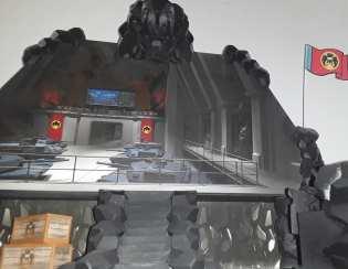 Eagle Force Returns Eagle Island Playset - Surveillance Port 05