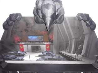 Eagle Force Returns Eagle Island Playset - Surveillance Port 07
