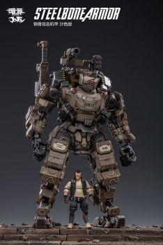 Joy Toy 1 24 Scale Steelbone Armor Mech - Surveillance Port 01