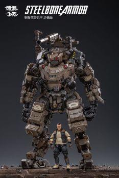 Joy Toy 1 24 Scale Steelbone Armor Mech - Surveillance Port 03