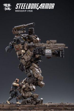 Joy Toy 1 24 Scale Steelbone Armor Mech - Surveillance Port 05