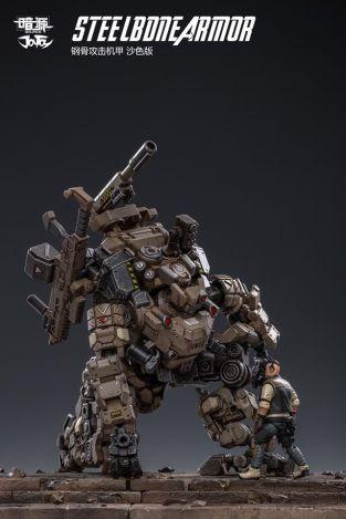Joy Toy 1 24 Scale Steelbone Armor Mech - Surveillance Port 06