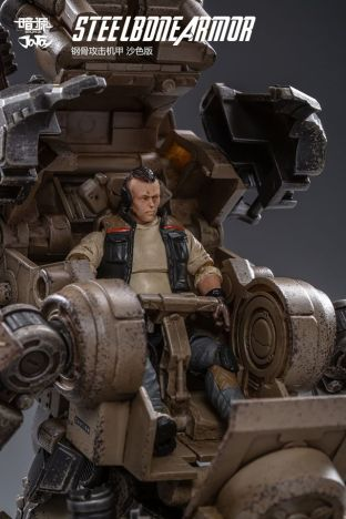 Joy Toy 1 24 Scale Steelbone Armor Mech - Surveillance Port 08