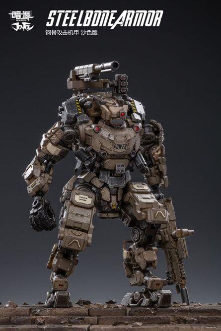 Joy Toy 1 24 Scale Steelbone Armor Mech - Surveillance Port 11