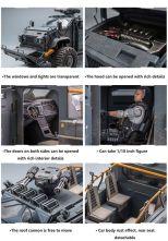 Joy Toy 118 Scale Hurricane Off Road Vehicle - Surveillance Port 02
