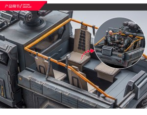 Joy Toy 118 Scale Hurricane Off Road Vehicle - Surveillance Port 09