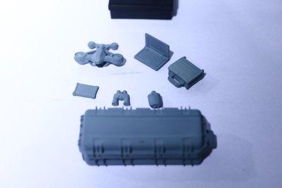 Joy Toy 118 Scale Preproduction Samples - Surveillance Port 15