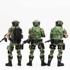 Joy Toy 118 Scale Soldier Series Russian Army Camo Version - Surveillance Port 02