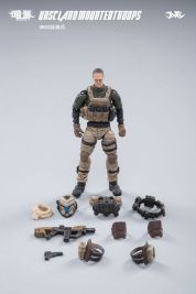 JOY TOY124 Inch Scale SOURCE series UNSC Team Land Mounted Troops - Surveillance Port 03