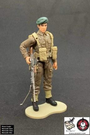 Marauder Gun Runners Marauder Task Force WWII Bren Gunner - Surveillance Port 06