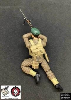 Marauder Gun Runners Marauder Task Force WWII Bren Gunner - Surveillance Port 07
