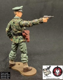 MTF WWII Kickstarter Exclusive Green Camo German Panzer Grenadier - Surveillance Port (4)