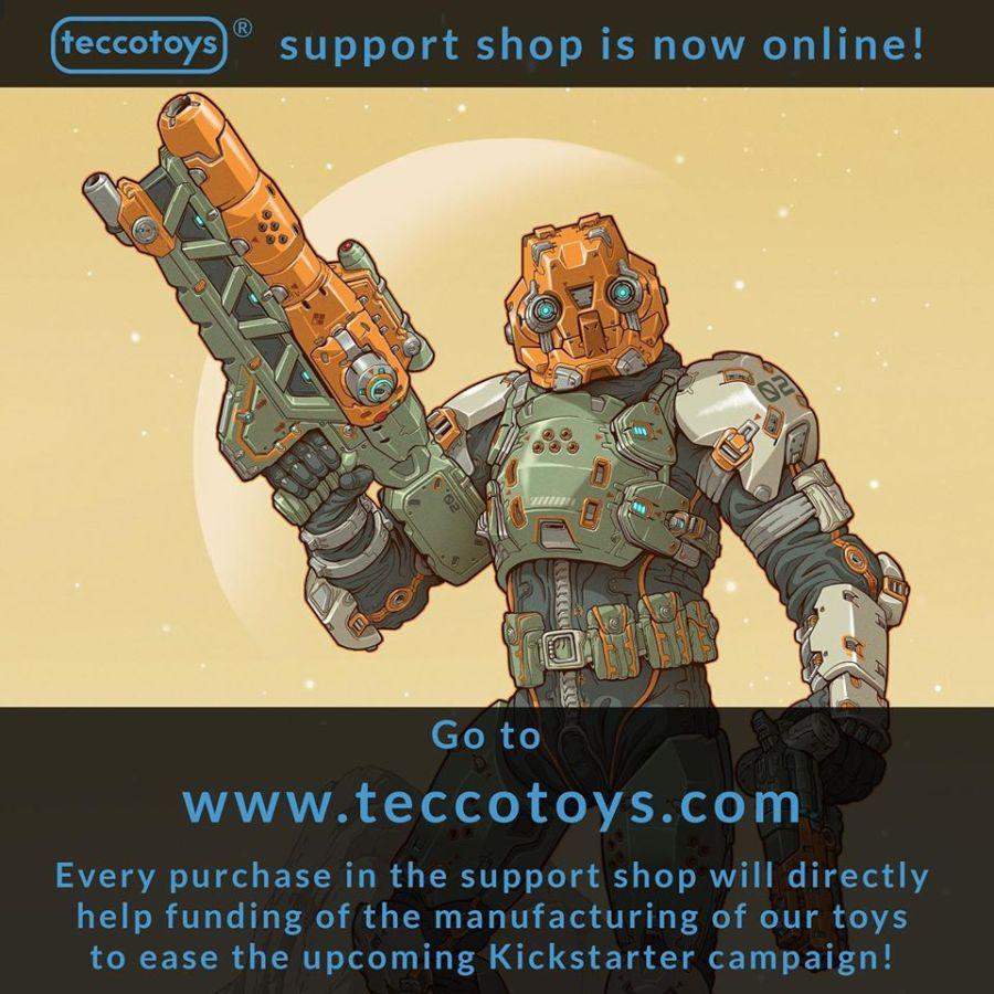 TeccoToys Storefront - Surveillance Port