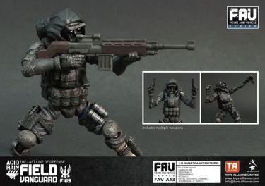Toys Alliance Acid Rain World Field Vanguard F109 - Surveillance Port 02