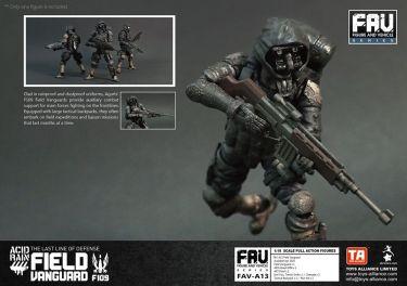 Toys Alliance Acid Rain World Field Vanguard F109 - Surveillance Port 04