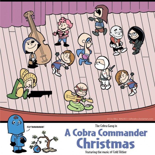 A Cobra Commander Christmas - Surveillance Port