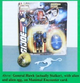 General Hawk Manimal Encounter - Surveillance Port