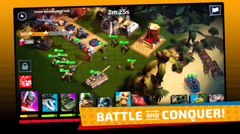 GI Joe War On Cobra Screenshot - Surveillance Port (1)