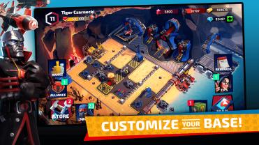 GI Joe War On Cobra Screenshot - Surveillance Port (3)