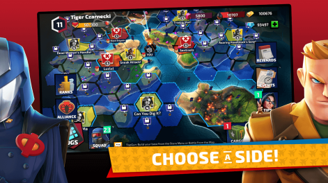 GI Joe War On Cobra Screenshot - Surveillance Port (6)