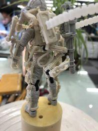 Joy Toy 118 Scale Astronaut Test Shot - Surveillance Port 03
