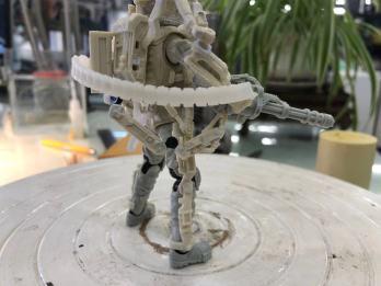 Joy Toy 118 Scale Astronaut Test Shot - Surveillance Port 04