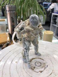 Joy Toy 118 Scale Astronaut Test Shot - Surveillance Port 05