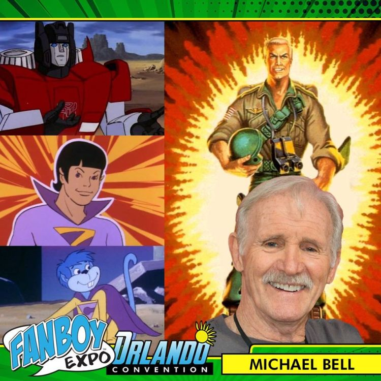 Michael Bell Fanbox Expo - Surveillance Port