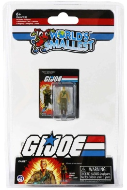 Super Impulse Worlds Smallest GI Joe - Surveillance Port 06