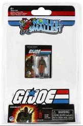 Super Impulse Worlds Smallest GI Joe - Surveillance Port 07