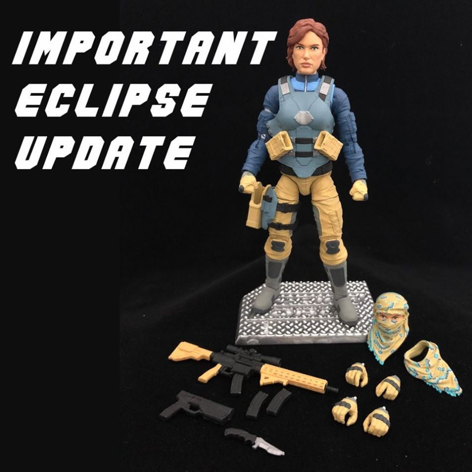 ValaVerse Action Force Eclipse Update - Surveillance Port