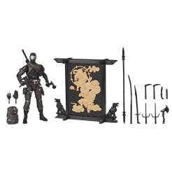 G.I. Joe Classified Series Snake Eyes Deluxe Figure Hasbro Pulse Exclusive - Surveillance Port 05