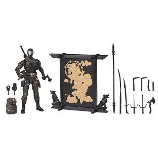 G.I. Joe Classified Series Snake Eyes Deluxe Figure Hasbro Pulse Exclusive - Surveillance Port 05
