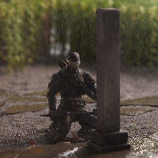 G.I. Joe Classified Series Snake Eyes Deluxe Figure Hasbro Pulse Exclusive - Surveillance Port 11