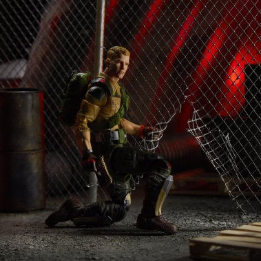 GI Joe Classified Duke - Surveillance Port 03