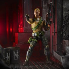 GI Joe Classified Duke - Surveillance Port 05