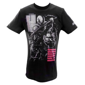 GI Joe Snake Eyes Tee Shirt - Surveillance Port 01