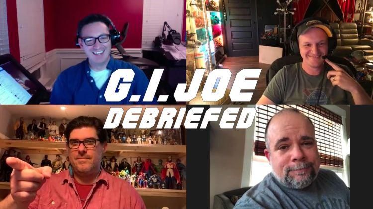 3D Joes G.I.Joe Debriefed - Surveillance Port