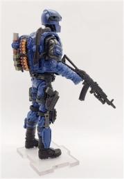 BLUE TROOPER Geared-Up MTF Male Trooper - Surveillance Port(4)