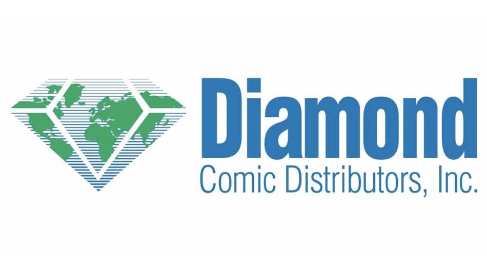 Diamond Comic Distributors Logo - Surveillance Port